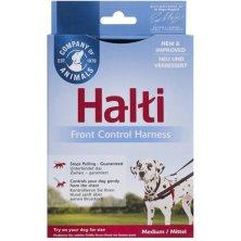 Postroj nylon Harness proti tahání Halti medium