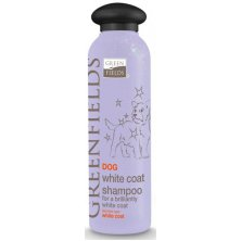 Greenfields šampon dog white coat shampoo 250 ml