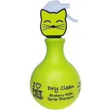 Pet Head šampon cat Dry clean 450 ml