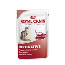 Royal canin Kom.  Feline Instinctive kaps ve šťávě 85g