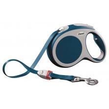 Flexi Vario L pásek 5 m modré 60 kg