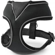 Postroj nylon celotělový - černý Freezack vel. XS - 21 x 9,5 x 12,5 cm