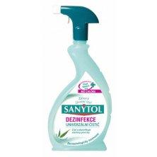 Sanytol dezinfekce univerzální čistič eukalypt- sprej 500 ml
