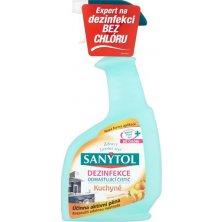 Sanytol dezinfekce čistič - kuchyně sprej 500 ml