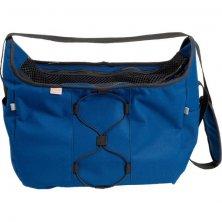 Transp. taška nylon Diana tm.modrá 30 cm - do 5 kg