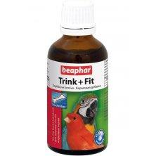 Beaphar Trink+Fit minerály pro ptáky 50 ml