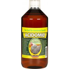 Acidomid drůbež sol 1l