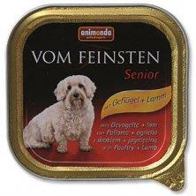 Animonda VomFeinsten dog van.Senior - kuře, jehně 150 g