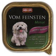 Animonda VomFeinsten Menue dog van. - jehně, obilí 150 g