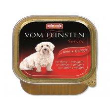 Animonda VomFeinsten dog van.Senior - hovězí, kuřecí 150 g