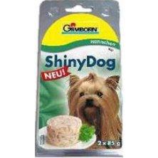 Gimborn Shiny dog konz. - kuře 2 x 85 g
