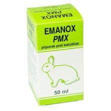 Emanox PMX sol 50ml