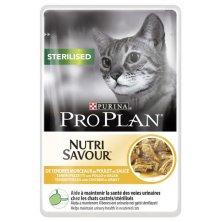 PRO PLAN Cat kaps. Sterilised Chicken 85 g