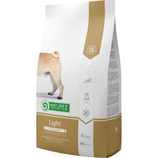 Nature´s Protection Dog Dry Light 4 kg
