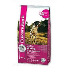 Eukanuba Dog Adult PP Working&Endurance 15kg