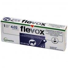 Flevox XL 402mg spot-on dog a.u.v. sol 1 x 4,02 ml ( 40-60 kg )