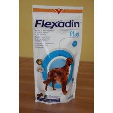 Flexadin Plus pro střední a velké psy žvýk.tbl 90 tbl