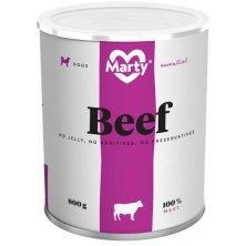 MARTY konz. pro psy - Essential hovězí 800 g