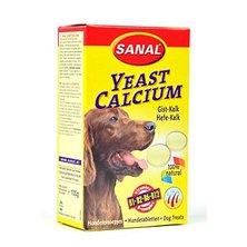 Sanal pes YEAST CALCIUM s vitamíny 100tbl