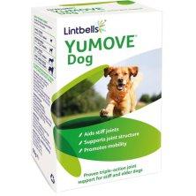 Lintbells YuMOVE pro psy 60 žvýkacích tablet