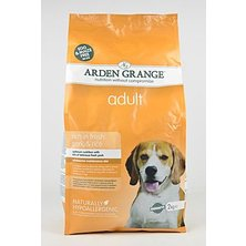 Arden Grange Dog Adult Pork Rice 2kg