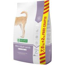 Nature´s Protection Dog Dry Adult Mini Lamb 7,5+2 kg