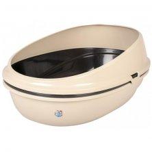 WC pro kočky s okrajem 59x38x27 Mocaccino Duvo+