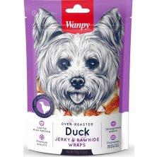 Wanpy Dog Duck Jerky & Rawhide Wraps 100 g