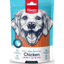 Wanpy Dog Soft Chicken Jerky Strips 100 g