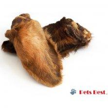 Pets Best, telecí uši se srstí, 2 ks