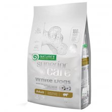 Nature´s Protection Dog Dry Superior Adult SB White 10 kg