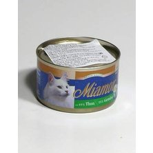 Miamor Cat Filet konzerva tuňák+zelenina100g
