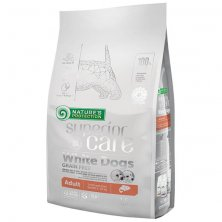 Nature´s Protection Dog Dry Superior Care White Dog GF Salmon 1,5 kg