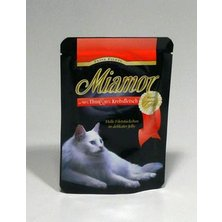 Miamor Cat Filet kapsa tuňák+krab 100g