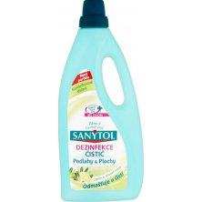 Sanytol dezinfekce univer. čistič citron- podlahy 1L