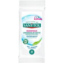 Sanytol dezinfekce univerzální čistič - utěrky 36ks
