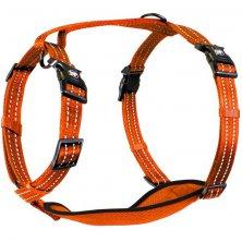 Postroj Visibility oranžový 25-35/38-50 Alcott