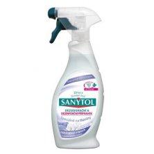 SANYTOL dezodorační/dezinf. přípravek na tkaniny 500ml