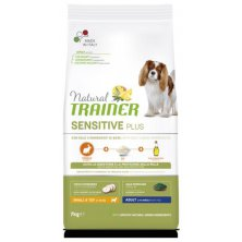 TRAINER Natural SENSITIVE Plus Adult Mini králík 7kg