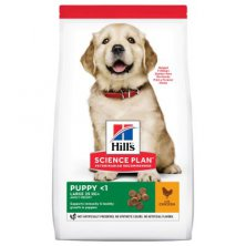 AKCE - Hill´s Science Plan Canine  Puppy Large Breed Chicken 0,8 kg