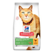 Hill´s Fel.Dry SP Adult 7+  Senior Chicken 7kg
