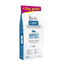 Brit Care Adult LB Lamb & Rice 12+2kg