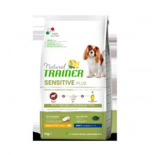 TRAINER Natural SENSITIVE Plus Adult Mini králík 800g