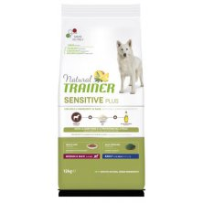 TRAINER Natural SENSITIVE Plus Adult M/M králík 3kg