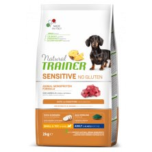 TRAINER Natural SENSITIVE No gluten Adult Mini jehneci 2kg