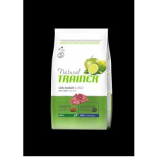 TRAINER Natural Maxi Adult Hovězí a rýže 3kg