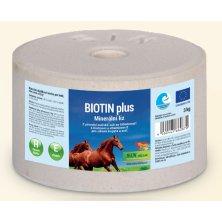 Biotin plus, minerální liz s biotinem, selenem a vitaminem E