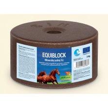 Equiblok, minerální solný liz pro koně s vitamíny a enzymy
