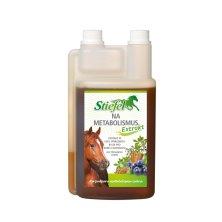 Tekutý bylinný extrakt Na hubnutí (metabolismus) - pro koně s nadváhou