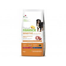 TRAINER Natural SENSITIVE No gluten Adult M/M jehneci 3kg